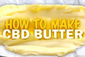 CBD Oil Butter Recipe