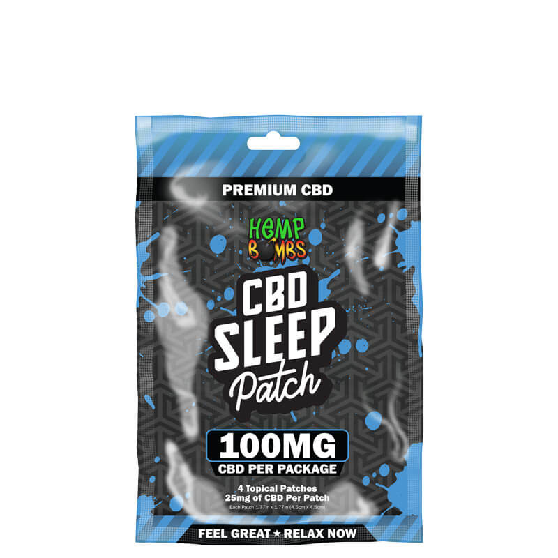 CBD Sleep Patch 100mg