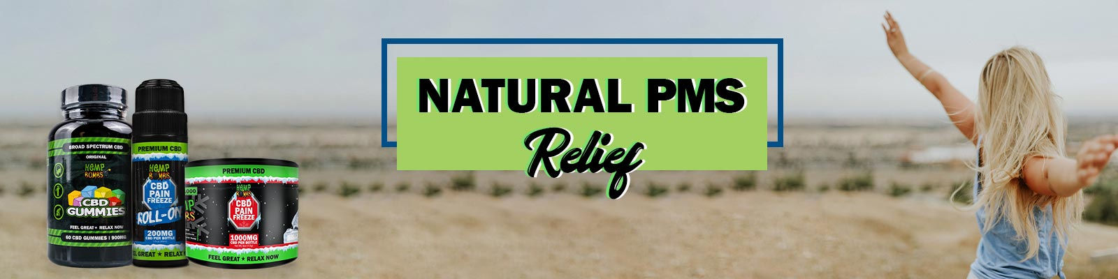 CBD for PMS as Natural Remedies for Menstrual Cramps