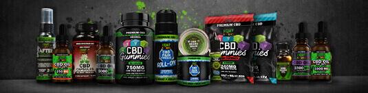 CBD Affiliate Program Product Line