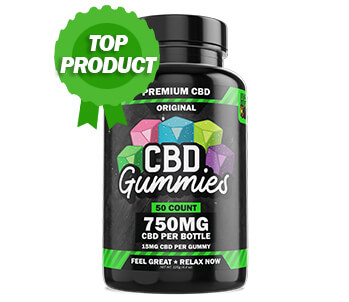Popular Product Original CBD Gummies