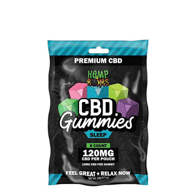 CBD Sleep Gummies 8-Count