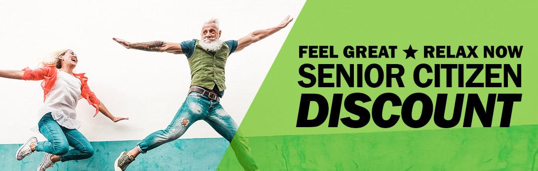 CBD Promo Codes - Senior Citizen Discount Program