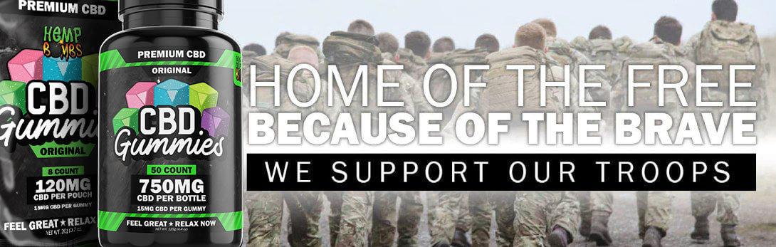 CBD Promo Codes - Veterans Discount Program