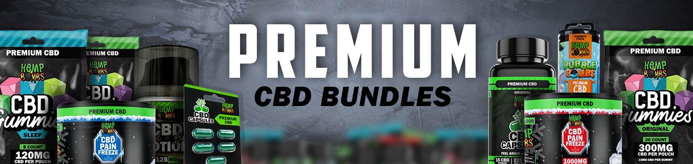 Premium CBD Bundles