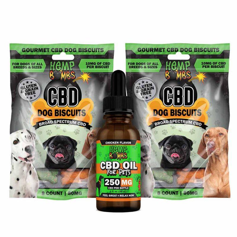 CBD Pet Bundle