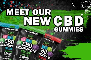 New CBD Gummies