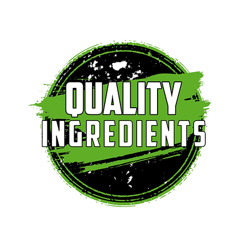 Quality Ingredients CBD Products Badge