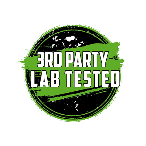 Third Party Lab Tested Badge
