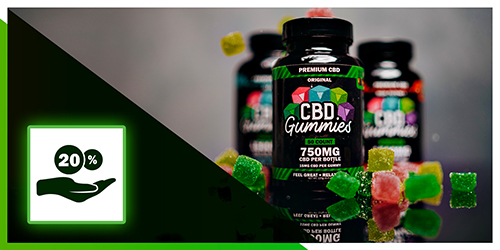 CBD Affiliate Program - 20% Commissions