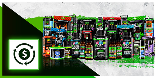 CBD Affiliate Program - Higher Conversions