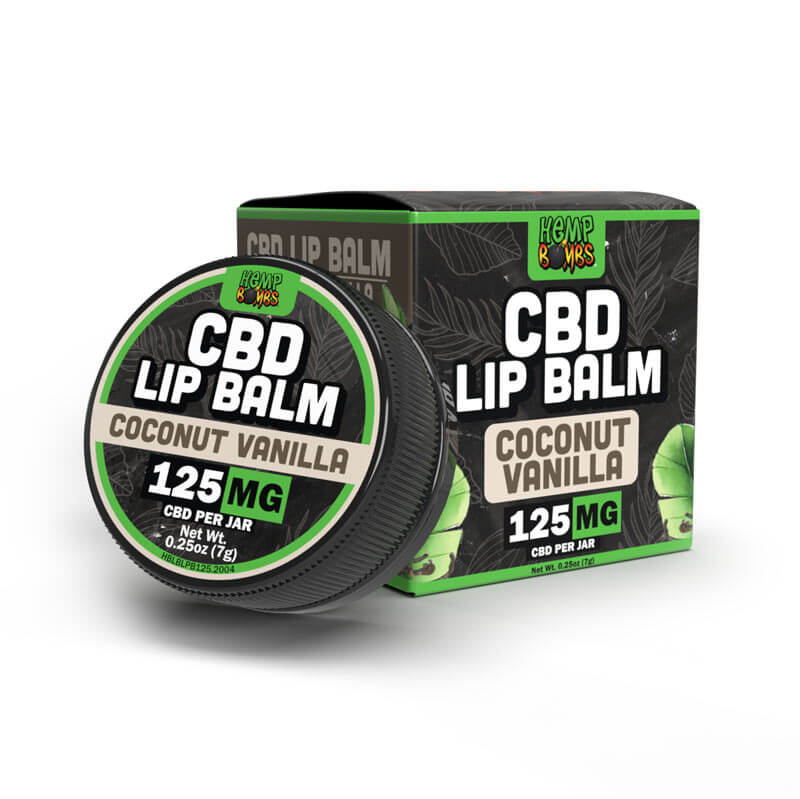 CBD-Infused Lip Balm