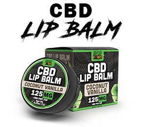 CBD Topicals- Lip Balm