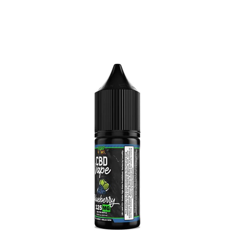 CBD Vape Oil 125mg Package