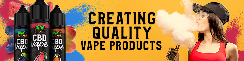 Creating Safe Vape Products with CBD