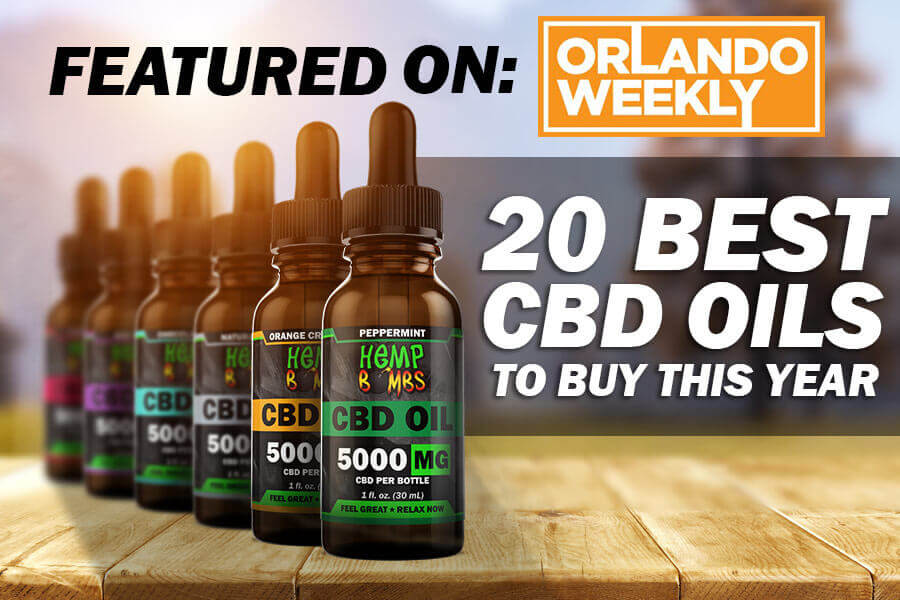Hemp Bombs Orlando Weekly Featured Image