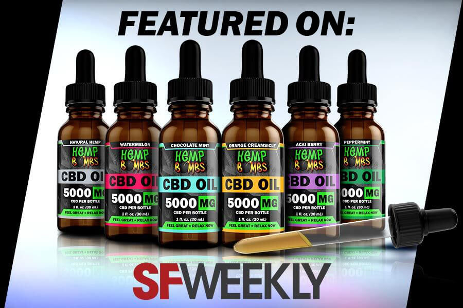 Hemp Bombs SFWeekly featured image