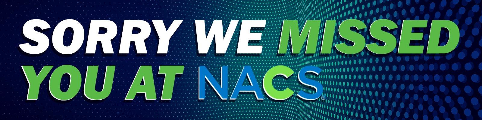 NACS Contest Banner