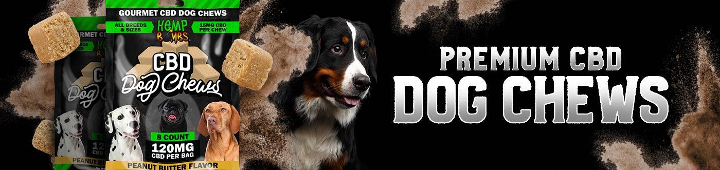CBD Dog Treats Chews