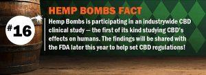 About CBD Company Hemp Bombs