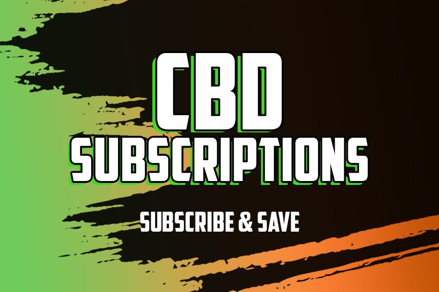 CBD Autoship Subscriptions