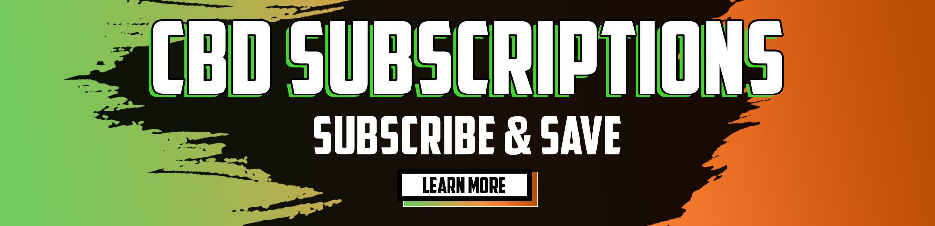 Hemp Bombs CBD Autoship Subscriptions Program