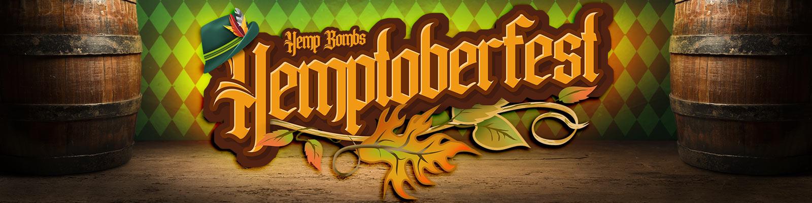 CBD Hemp Festival - Hemptoberfest 2020