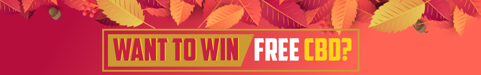 Free CBD Contest on Social