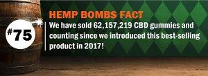 About CBD Company Hemp Bombs Gummies