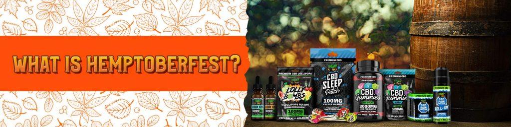 What is Hemptoberfest? Online CBD Hemp Festival