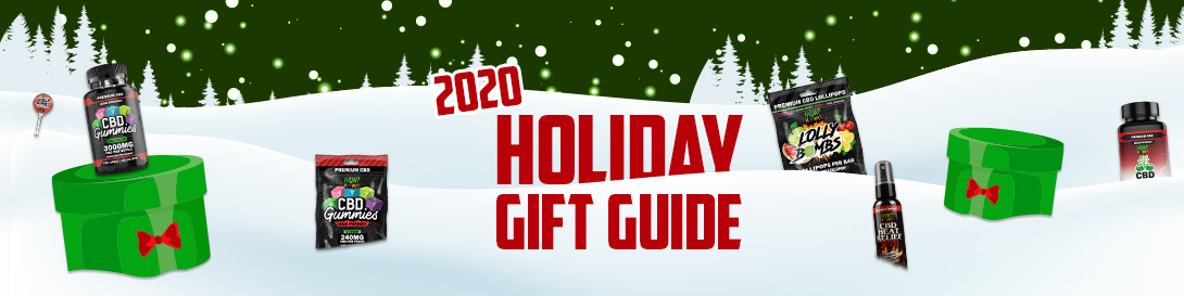 2020 Holiday Gift Guide for CBD