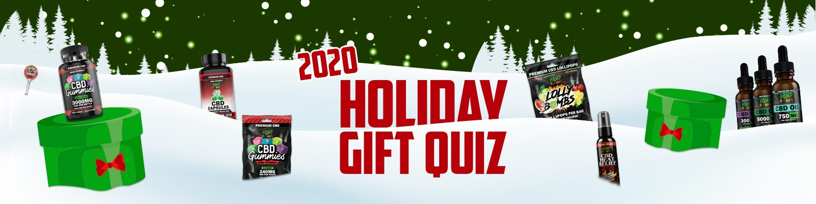 2020 Holiday Gift Quiz