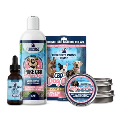 Perfect Paws Hemp CBD Bundle for Pets