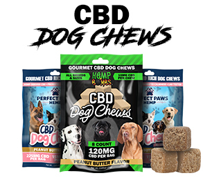 CBD Dog Chews graphic