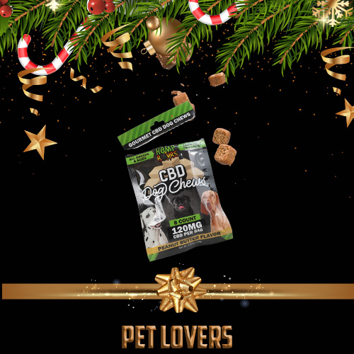 CBD Gifts for Pets