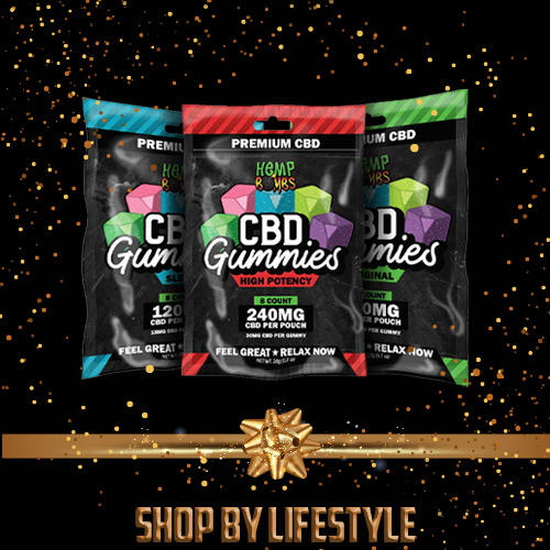 CBD Gifts for Every Lifestyle