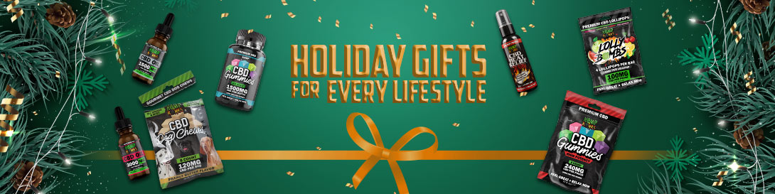 Holiday CBD Gifts for Every Lifestyle