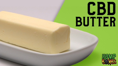 CBD Oil Recipe - CBD Butter