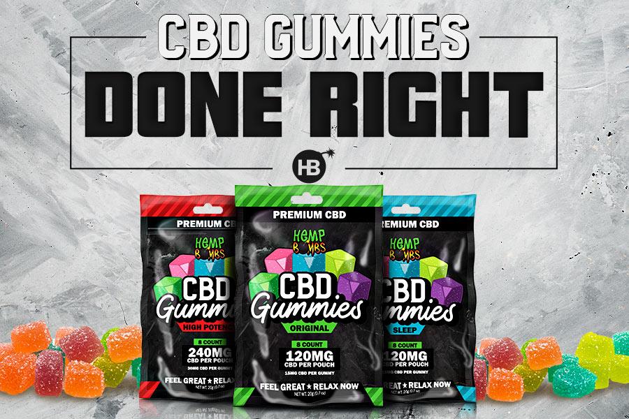 CBD Gummies Done Right