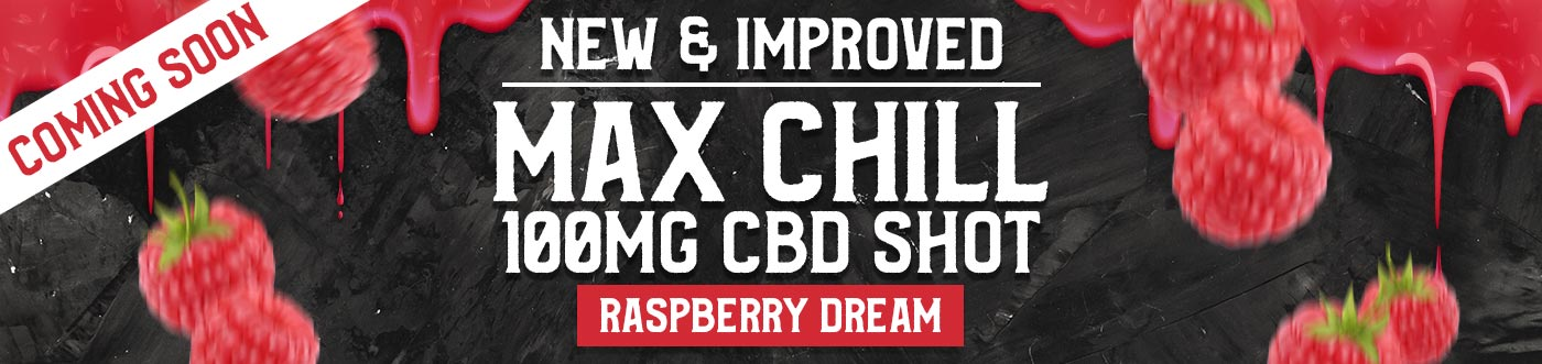 CBD Shot - Max Chill