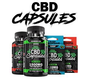 CBD Capsules Edibles