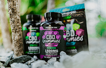 Hemp Bombs CBD Gummies Line