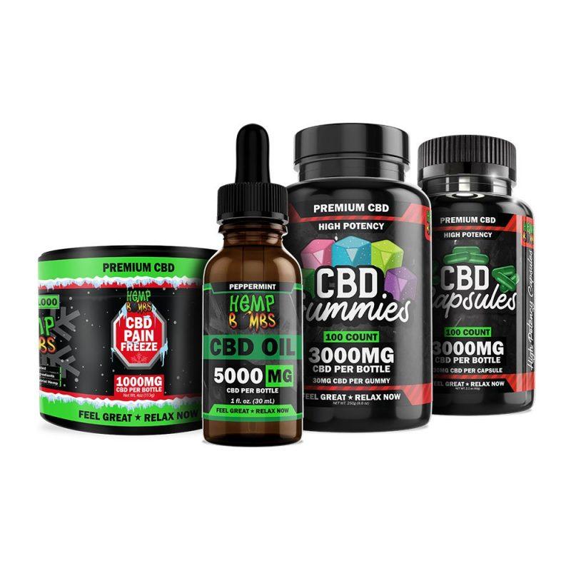 High Potency CBD Bundle