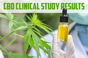 CBD Clinical Study Results