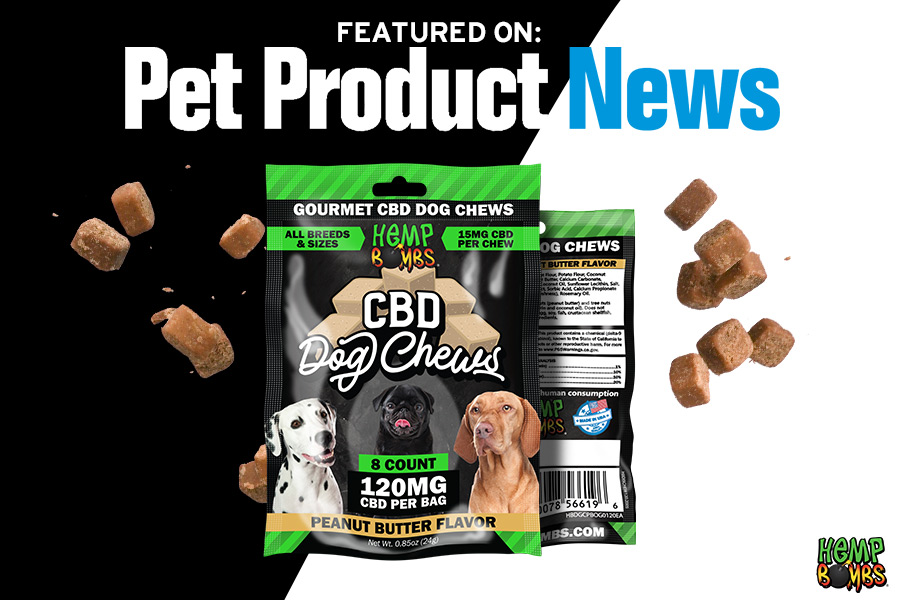 Featured on Pet Product News