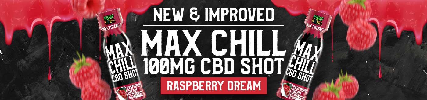 CBD Shot Banner