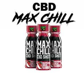 Max Chill CBD Shot Edibles