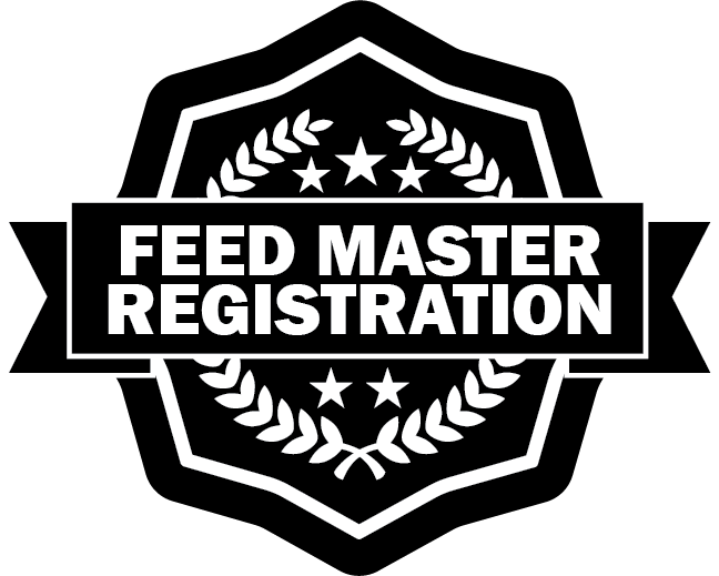 Feed Master Certification Badge