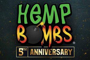 Hemp Bombs 5-Year Anniversary